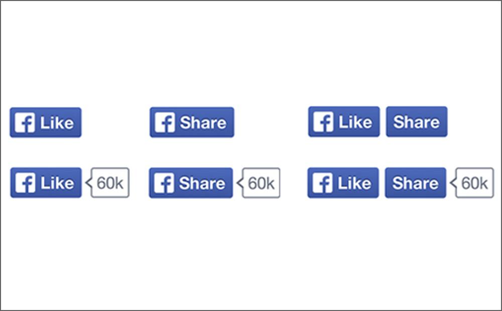 Like oder Share - wo ist der Unterschied?